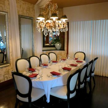 The signature prime steak seafood 1699 photos 512 for Best private dining rooms honolulu