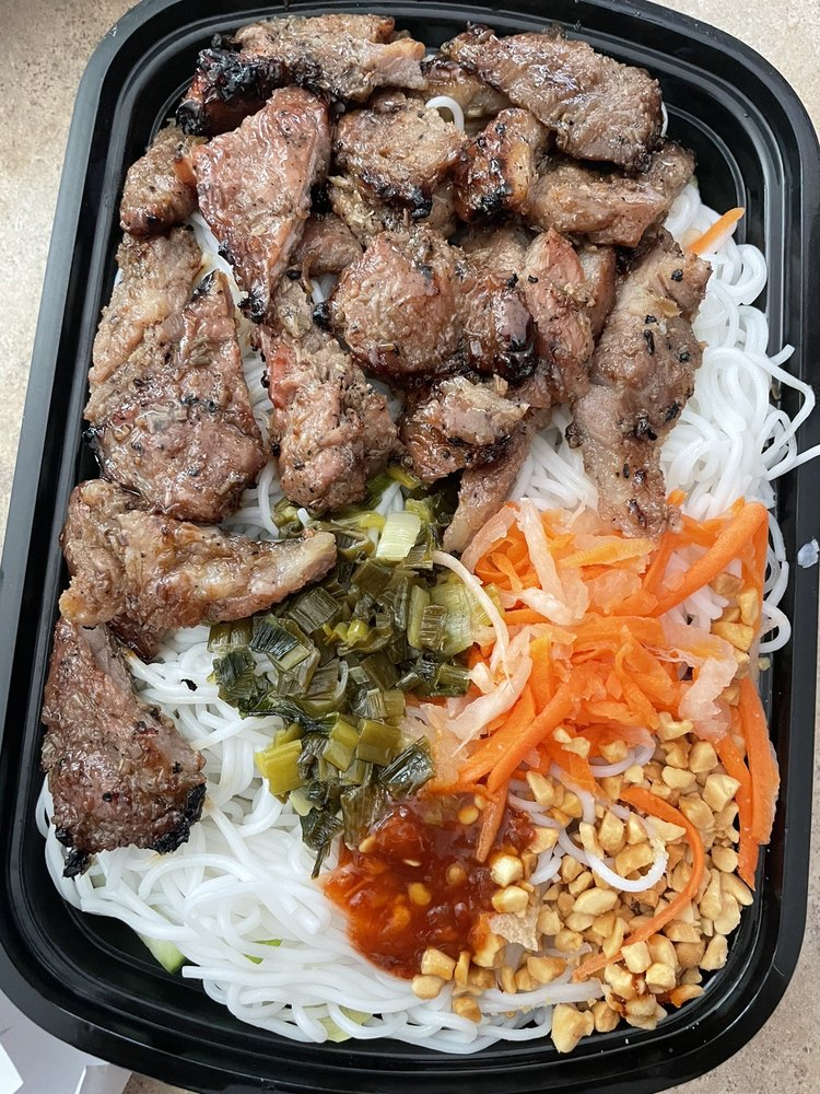 Food from Pho 7
