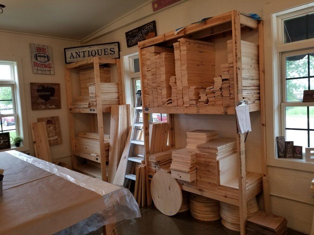 Board & Brush: 160 S High St, Roanoke, IN