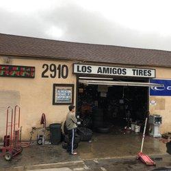 Amigos Tire Shop >> Los Amigos Tire Service 16 Photos 37 Reviews Tires 2910 W