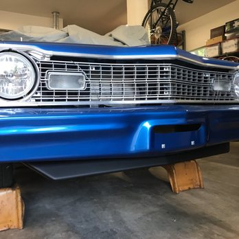 Photo of Speedway Motors - Lincoln, NE, United States. Front spoiler courtesy of