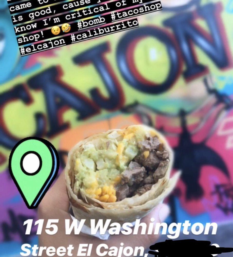 Chuy's Taqueria y Burritos: 115 W Washington Ave, El Cajon, CA