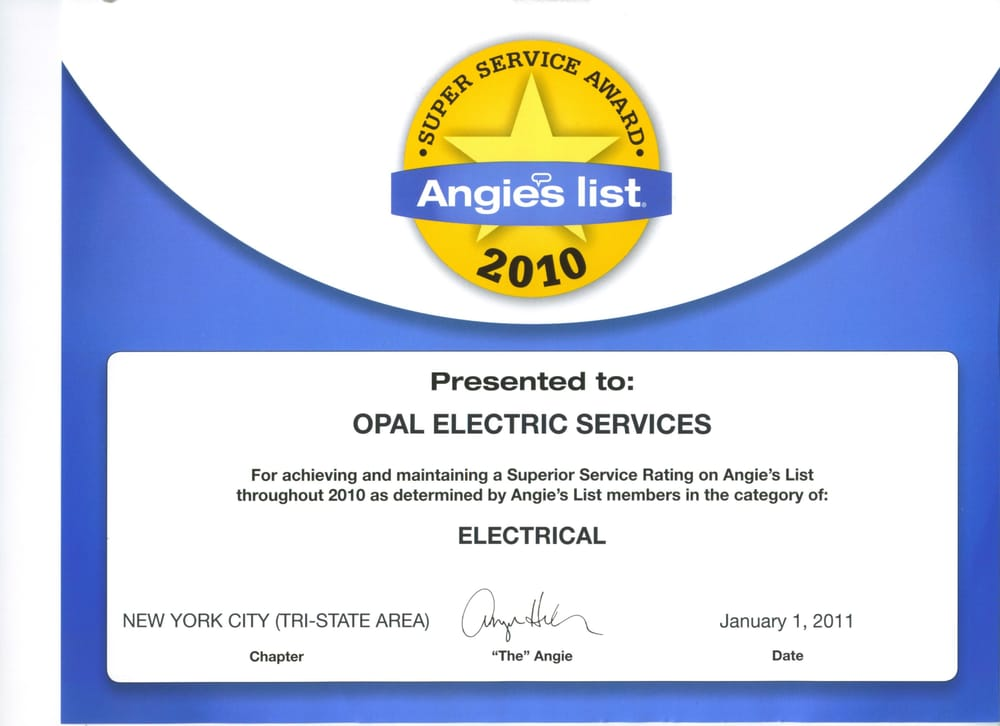Opal Electric Services - Electricians - 32 Whitehall Ct