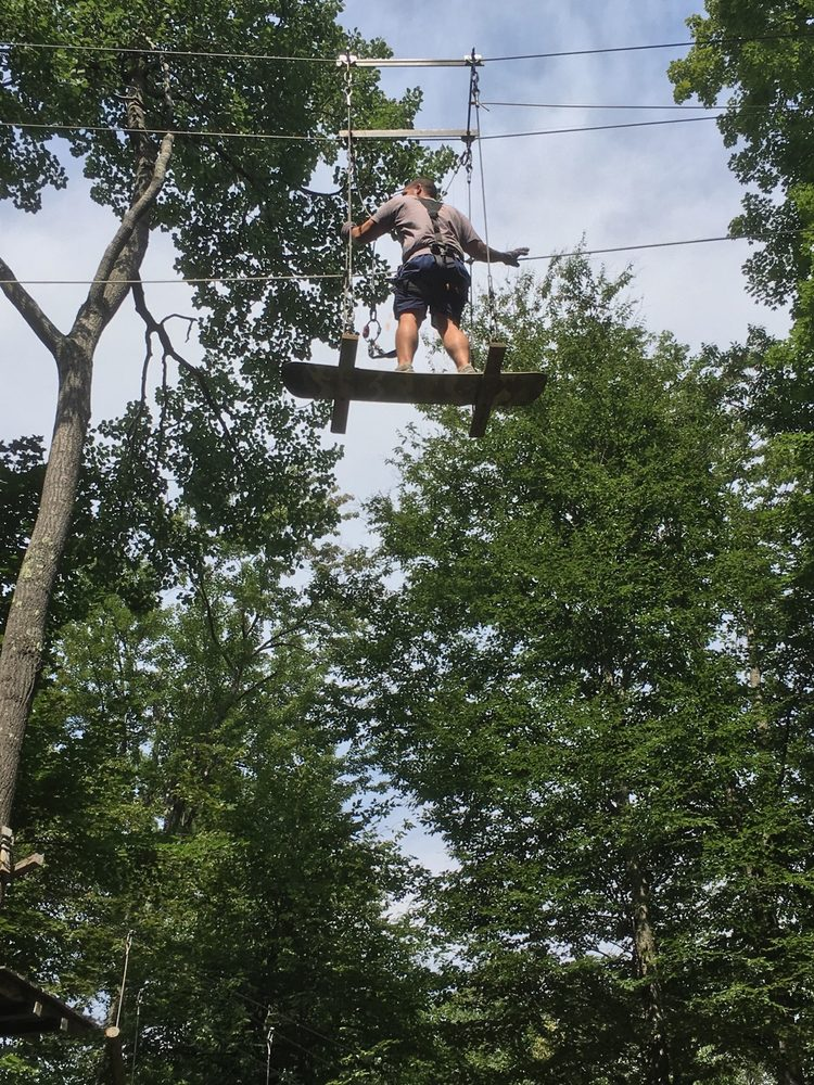Catamount Aerial Adventure Park: 3200 State Hwy 23, Hillsdale, NY