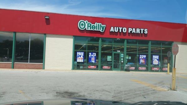O'Reilly Auto Parts - Auto Parts & Supplies - 12145 Bellefontaine ...