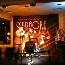 karaoke vegas strip