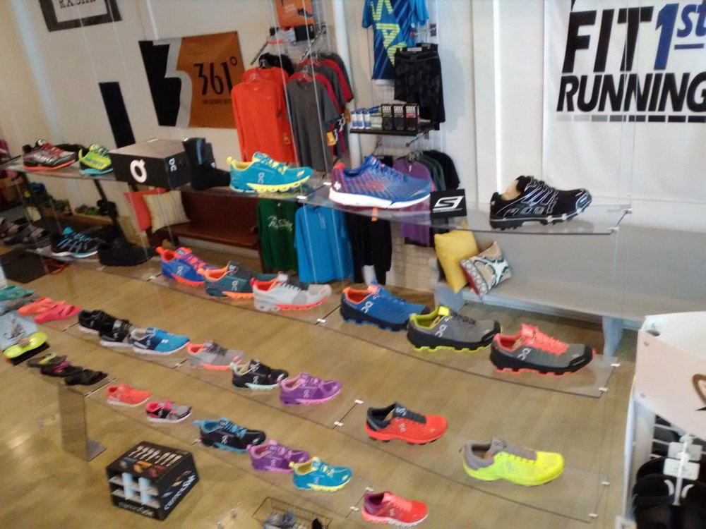 Fit 1st Running Shoes