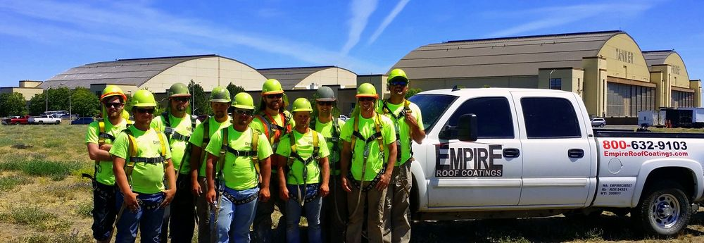 Photos For Empire Roof Coatings Yelp