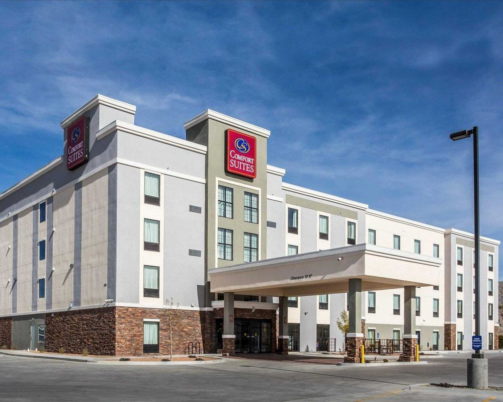 Comfort Suites Las Cruces I - 25 North