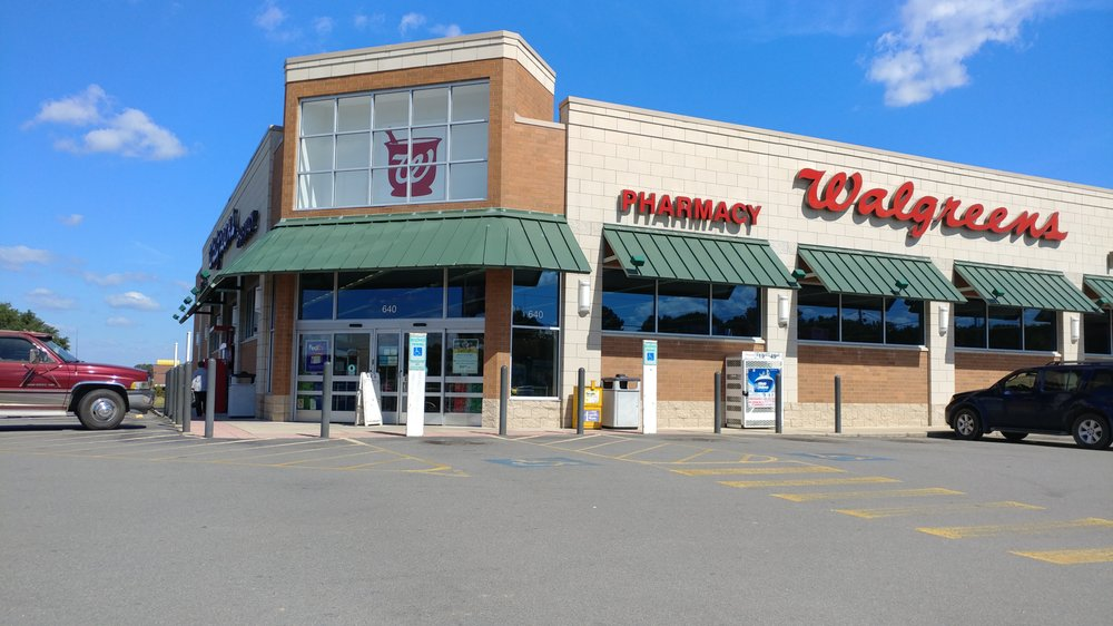 Walgreens: 640 W Gaines St, Monticello, AR