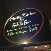 Photo Of Martini Kitchen Bubble Bar Richmond Va United States