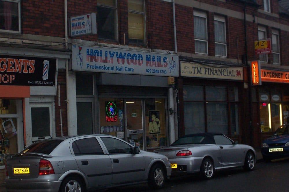 Hollywood Nails: 133 City Road, Cardiff, CRF