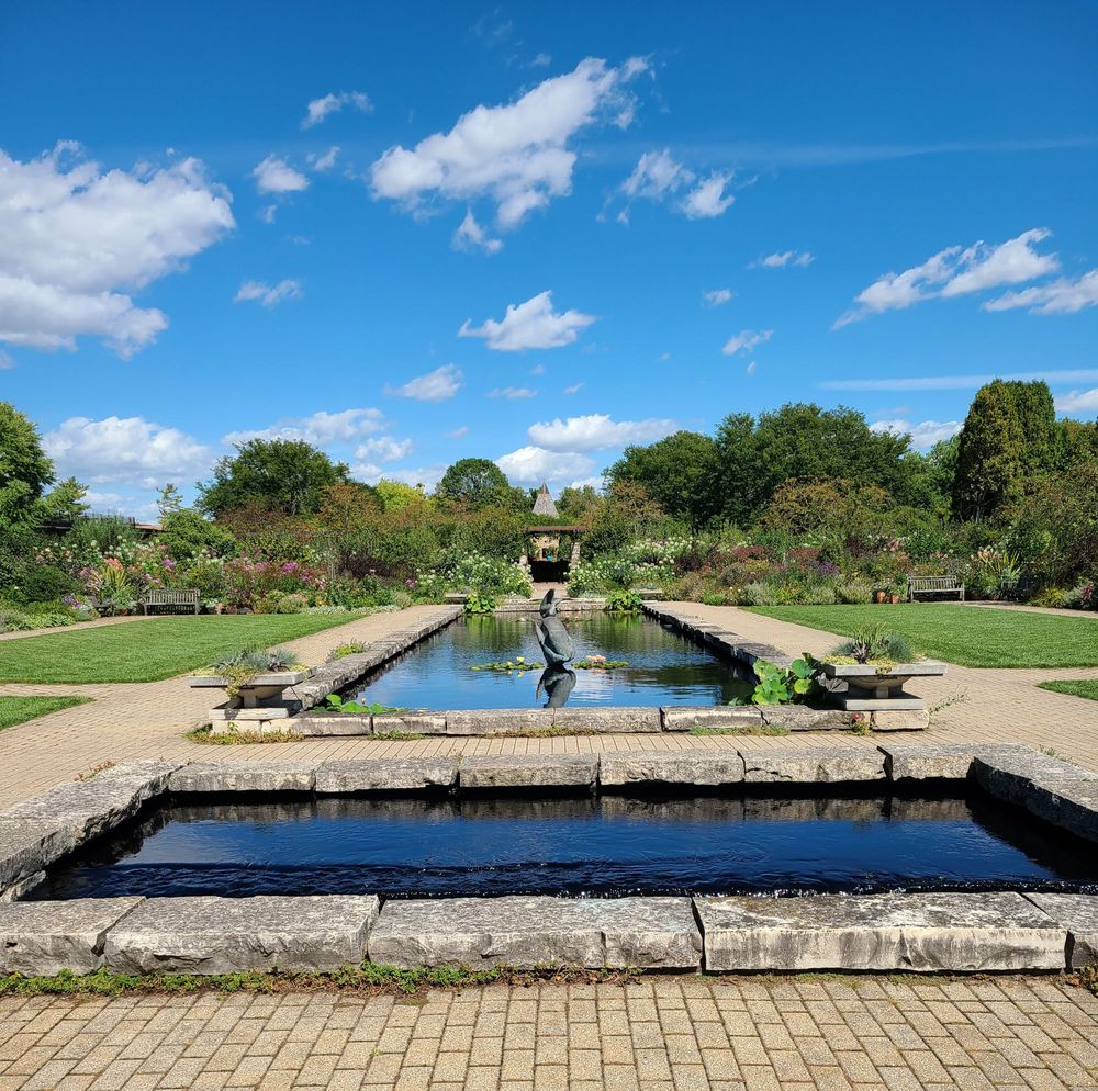 Social Spots from Olbrich Botanical Gardens