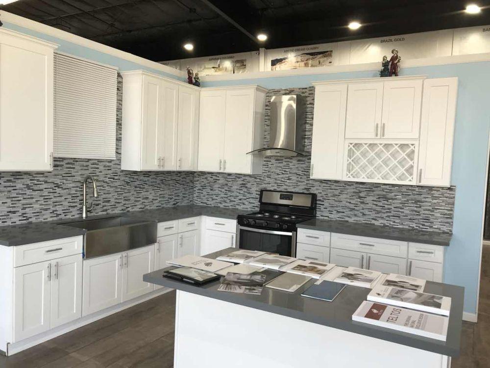 White Shaker Kitchen Cabinets No Questions It Is The Most Popular