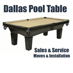 Photo Of Dallas Pool Table   Carrollton, TX, United States