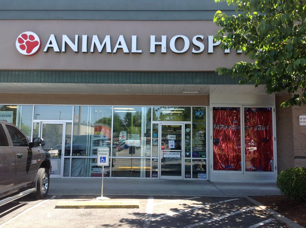 Lake Stevens Animal Hospital: 303 91st Ave NE, Lake Stevens, WA