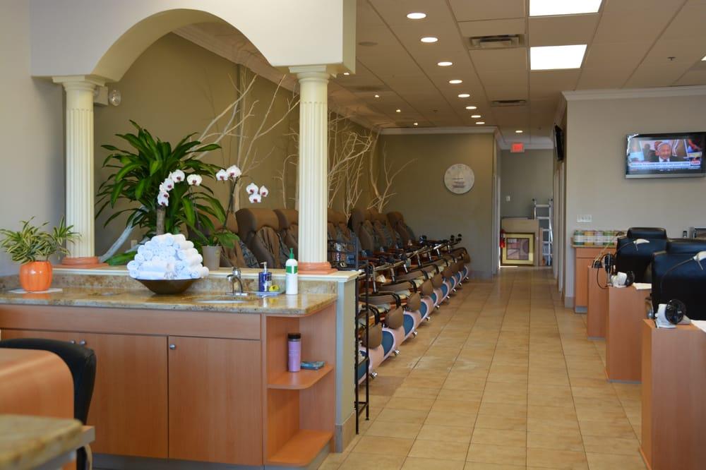 VA Beauty Spa: 44260 Ice Rink Plz, Ashburn, VA