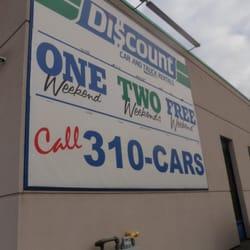Discount Car Rental Markham