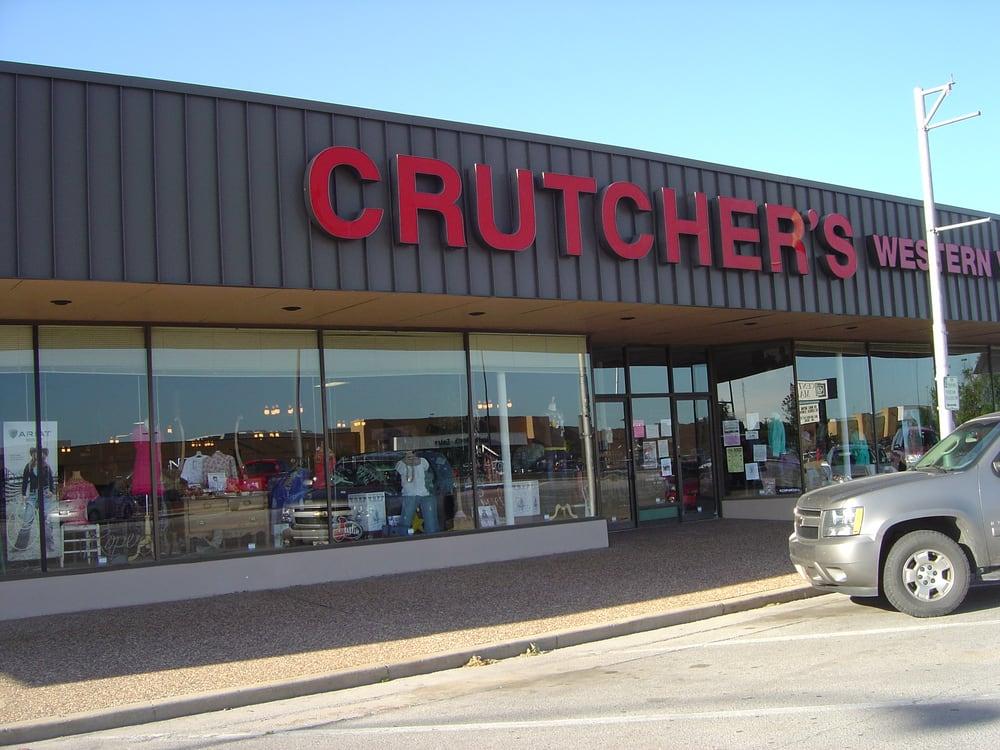 Crutcher's Western Wear: 313 SW C Ave, Lawton, OK