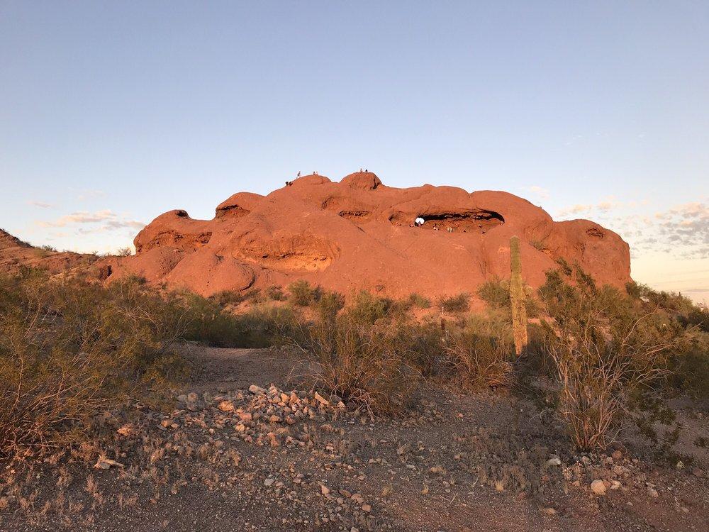 Hole-in-the-Rock: 625 N Galvin Pkwy, Phoenix, AZ