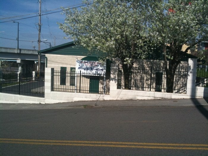 Muslim Community of Knoxville: 100 13th St, Knoxville, TN