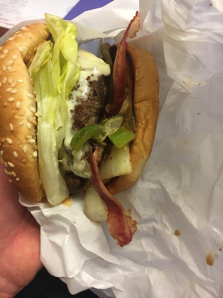Food from Jessica's Unique Bite Burgers
