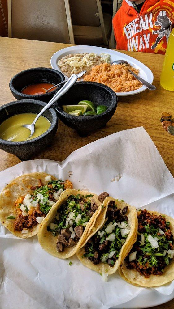 Taqueria Y Panaderia Morelos: 125 E 16th St, Sedalia, MO