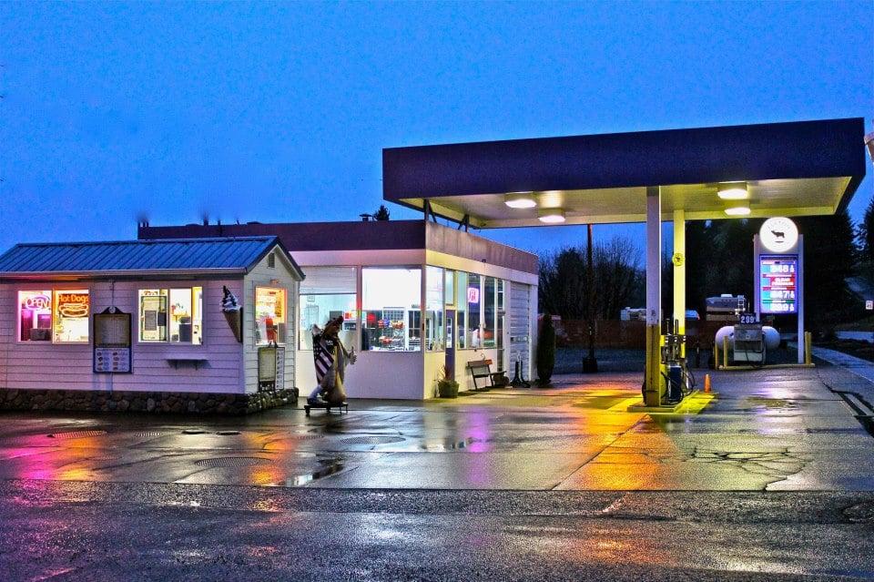 Elkton Station: 14940 State Hwy 38, Elkton, OR