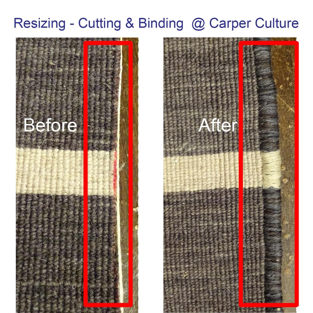 Carpet Culture Provides Professional Rug Resizing, Cutting
