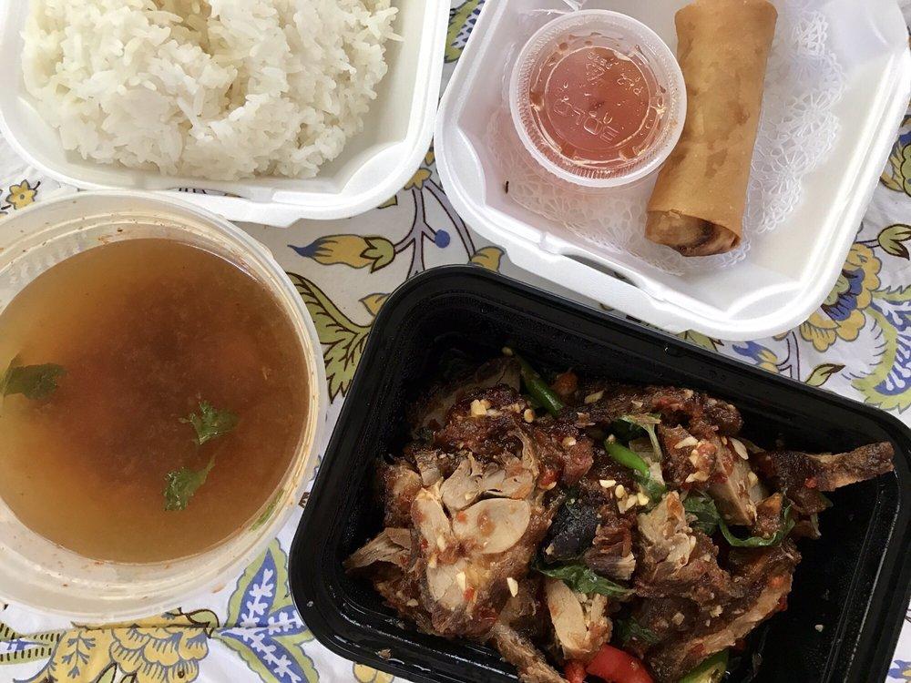 Thai Tada Restaurant: 1106 Herndon Pkwy, Herndon, VA