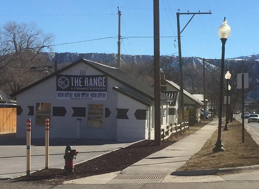 Photo of The Range - A Strainwise Dispensary: Rifle, CO