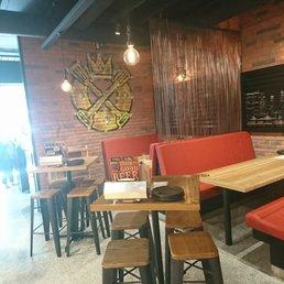 Photo Of Brooklyn Depot Burger Restaurant