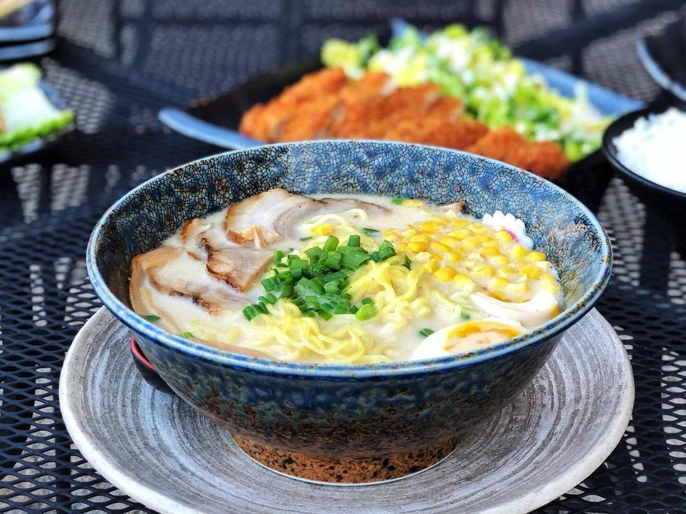 Food from Yama Izakaya