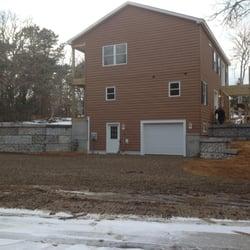 High performance modular homes contractors williston - Modular homes with basement ...