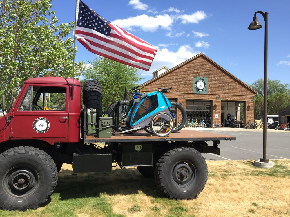 Valley Bike and Ski Werks: 173 Russell St, Hadley, MA