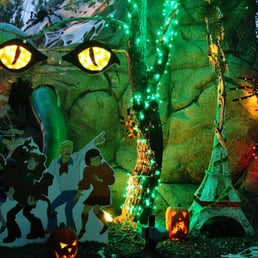 photo of halloveen at the magical forest las vegas nv united states
