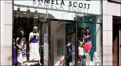 Pamela Scott Women S Clothing 84 Grafton Street South