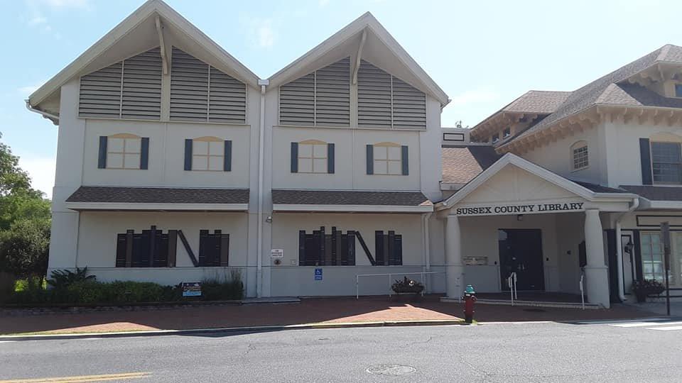 Milton Public  Library: 121 Union St, Milton, DE