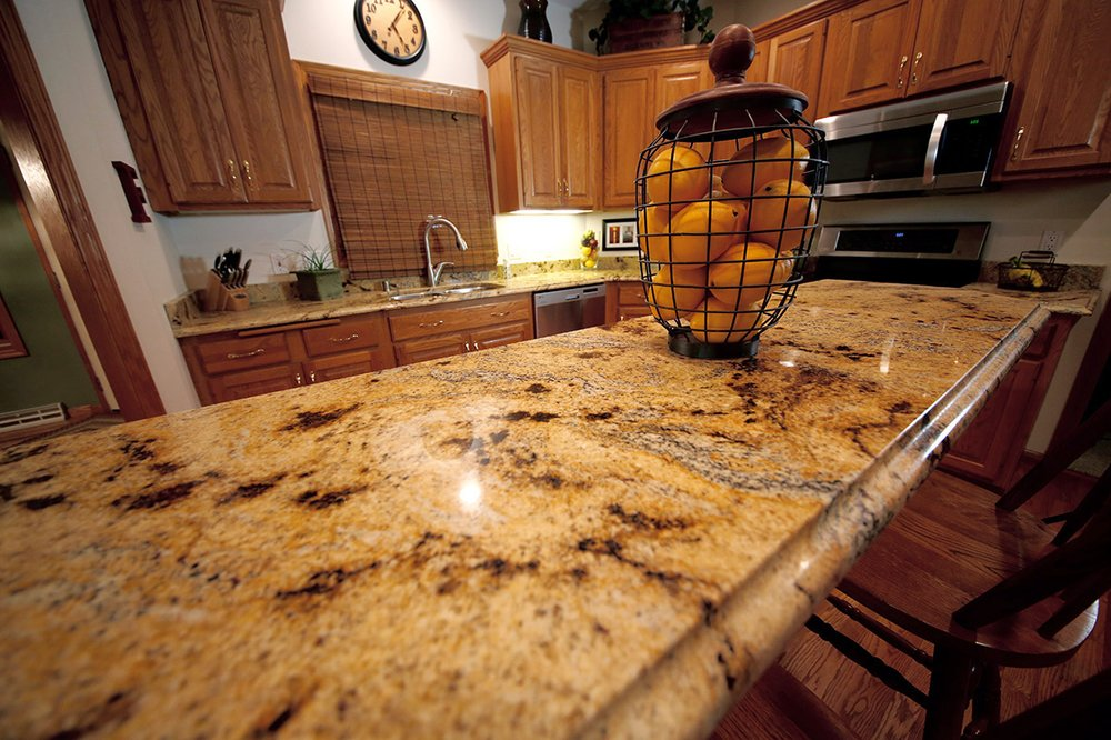Exceptionnel Photo Of Wisconsin Granite   McFarland, WI, United States. Granite  Countertops Madison Wi