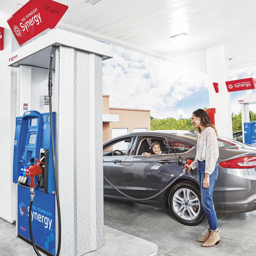 Exxon: 1401 Tyler Ave, Radford, VA
