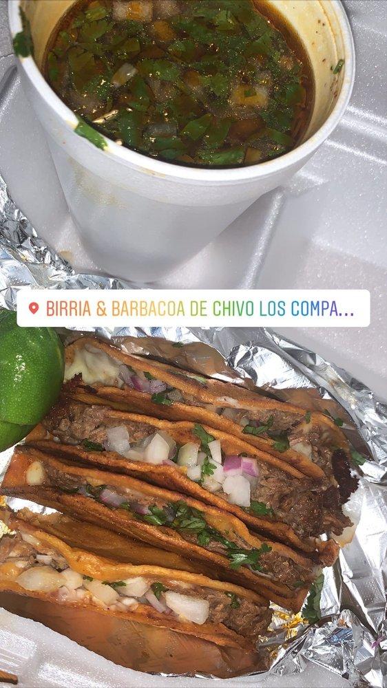 Birria & Barbacoa de chivo Los Compadre's: 10457 Airline Hwy, Baton Rouge, LA