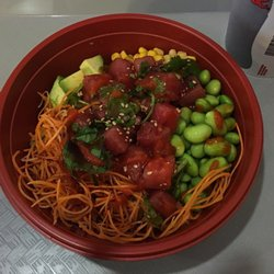 Japanese wonderful poke