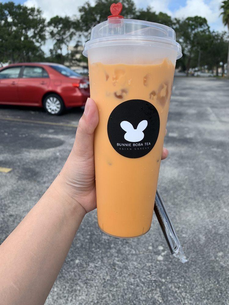 Bunnie Boba Tea: 777 E Merritt Island Cswy, Merritt Island, FL