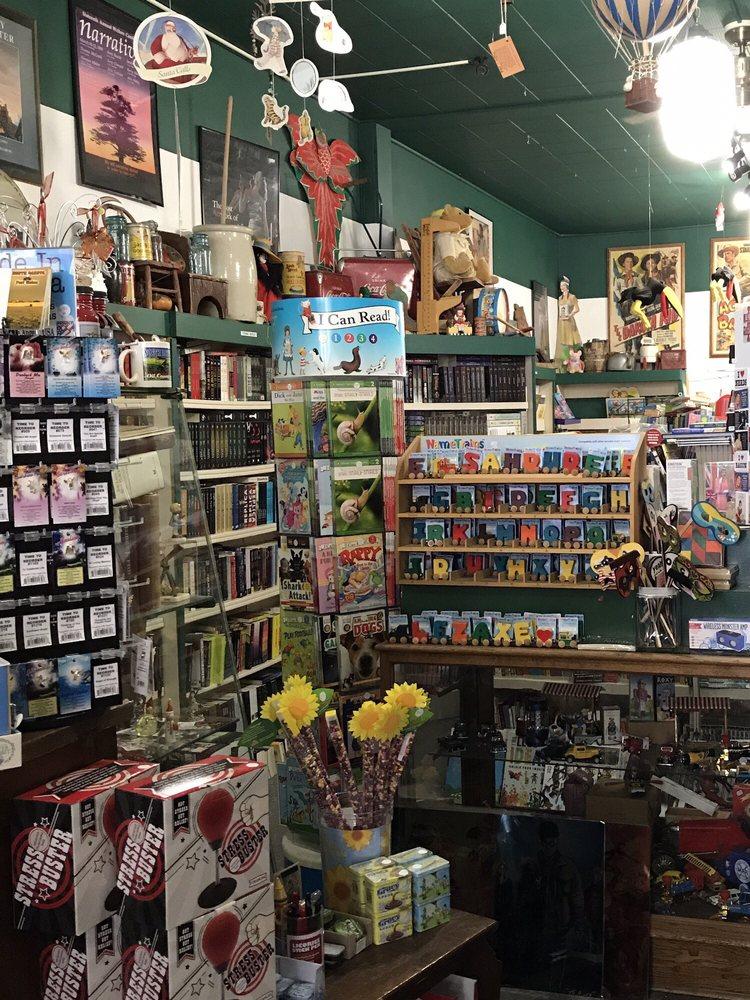 Books On Broadway: 12 1/2 Broadway W, Williston, ND