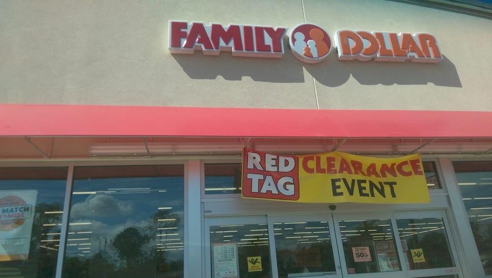 Family Dollar: 5397 Stewart St, Milton, FL