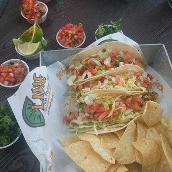 Lime Fresh Mexican Grill 158 Photos 63 Reviews Mexican 3331 Northlake Blvd Palm Beach