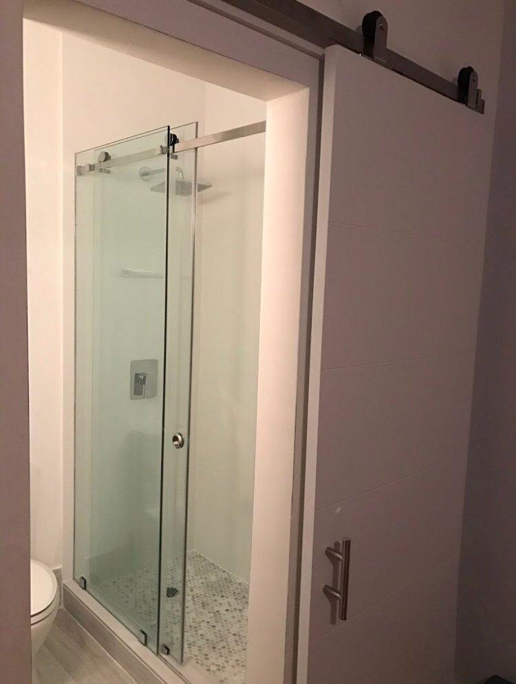 Crl Deluxe Serenity Frameless Shower Door System Yelp