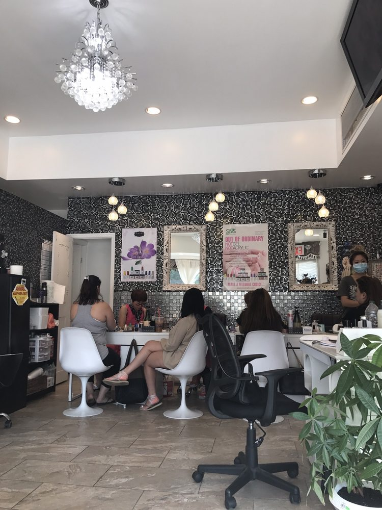 Photo of Lush Nail & Spa Boutique: Bayside, NY