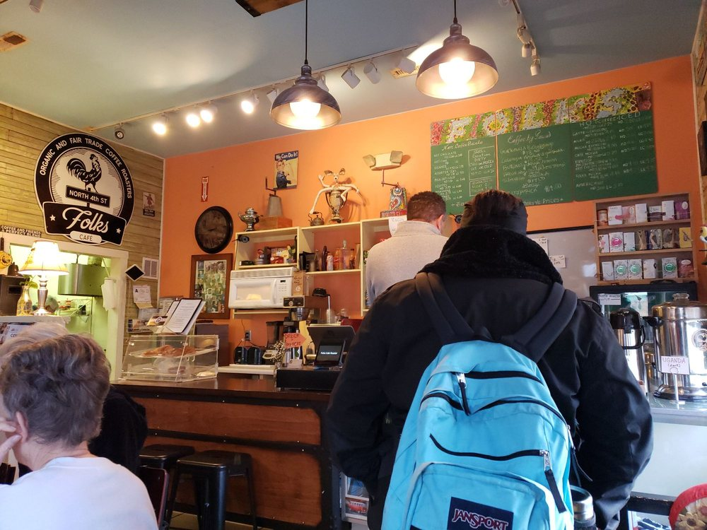 Social Spots from Folks Cafe