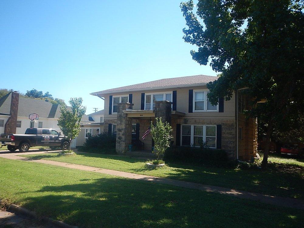 Lake's Home Inspection: 2127 Garden St, Ponca City, OK